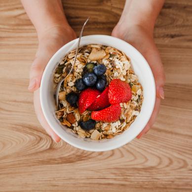 Healthy Breakfast Menu Ideas