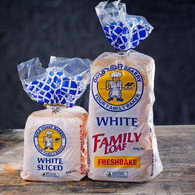 White Sandwich