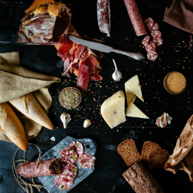 Re-Inventing Charcuterie